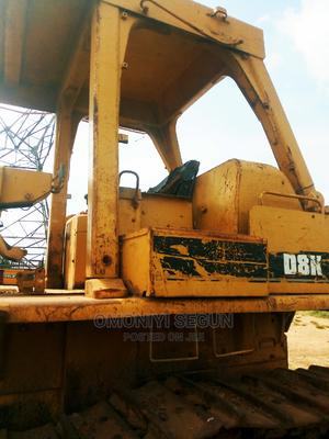 Caterpilla Bulldozer D8K for Sale | Heavy Equipment for sale in Ondo State, Akure