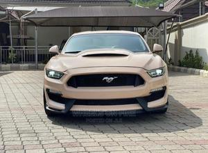 Ford Mustang 2015 Beige | Cars for sale in Abuja (FCT) State, Wuse