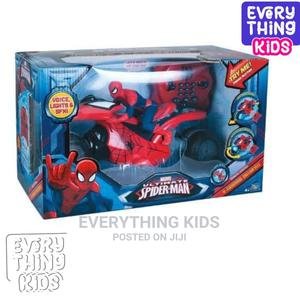 Kids Spider Man Motocycle Toy BIG Size   Toys for sale in Lagos State, Ojodu