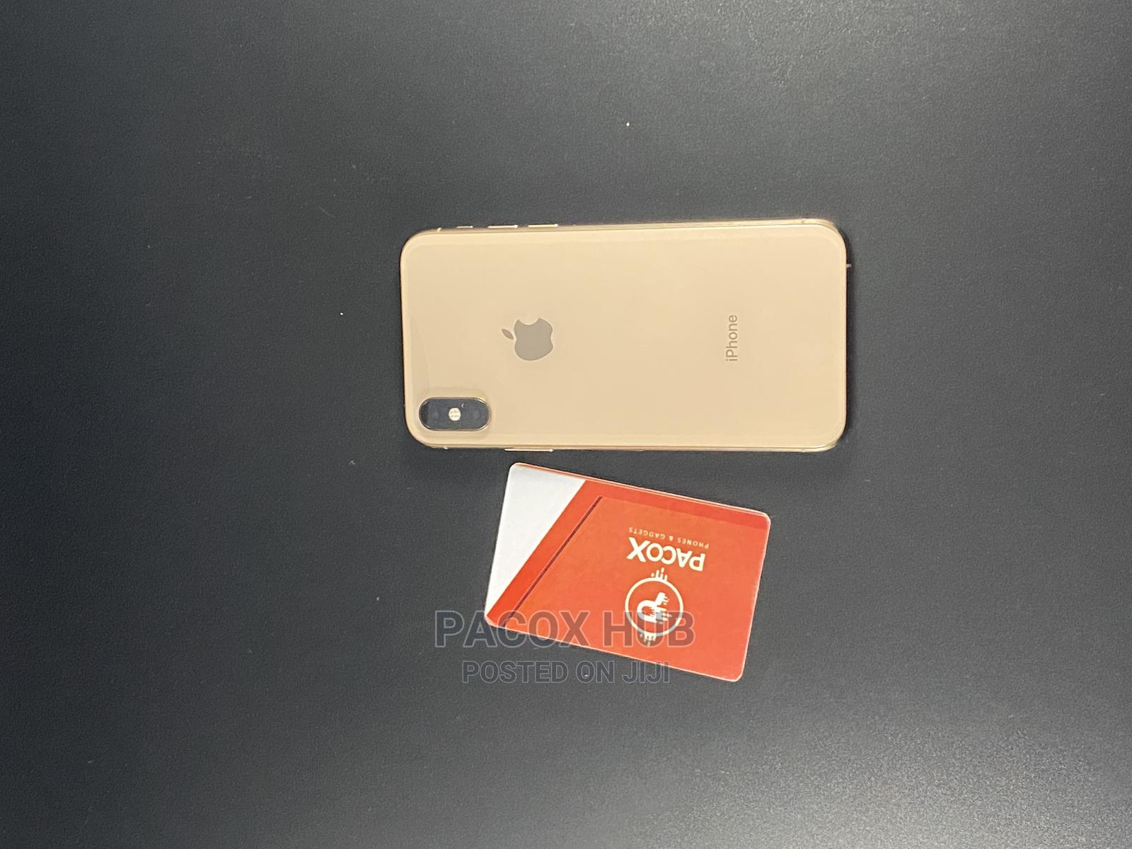 Apple iPhone XS 64 GB Gold | Mobile Phones for sale in Ibadan, Oyo State, Nigeria