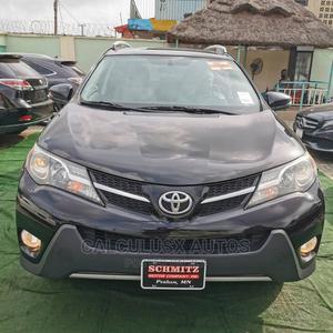Toyota RAV4 2013 Black | Cars for sale in Lagos State, Ilupeju