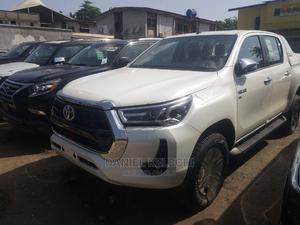 New Toyota Hilux 2021 White   Cars for sale in Lagos State, Ilupeju