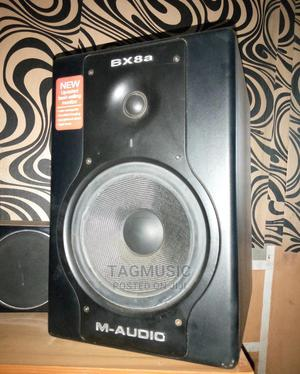 M Audio Bx8a Studio Speaker For Sale | Audio & Music Equipment for sale in Ogun State, Ado-Odo/Ota