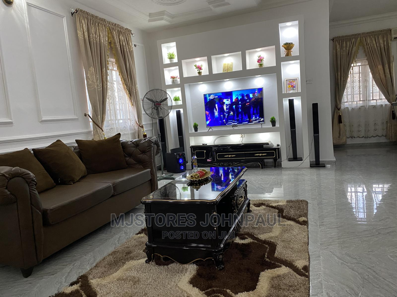4 Bedroom Fully Furnished and Serviced Apartment