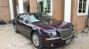 Chrysler 300C 2008 Hemi RWD Purple | Cars for sale in Lagos State, Lekki
