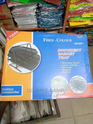 Document Basket Tray | Stationery for sale in Lagos State, Lagos Island (Eko)