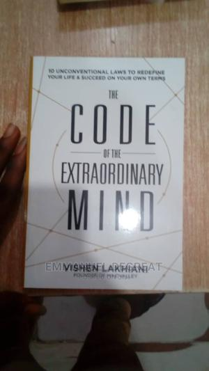 Code of the Extraordinary Mind by Vishen Lakhiani | Books & Games for sale in Lagos State, Oshodi