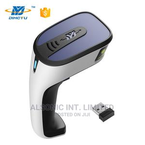 Cheapest Wireless 1d Handheld Barcode Reader Laser Barcode S | Store Equipment for sale in Abuja (FCT) State, Wuse
