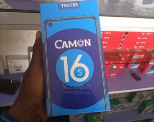 New Tecno Camon 16S 128 GB Gray | Mobile Phones for sale in Kaduna State, Kaduna / Kaduna State