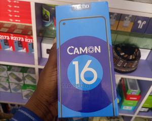New Tecno Camon 16 128 GB Gray | Mobile Phones for sale in Kaduna State, Kaduna / Kaduna State
