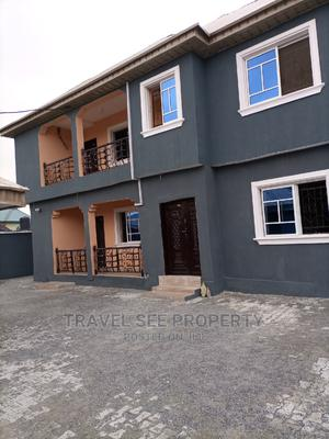 Furnished 3bdrm Block of Flats in Adeba After Awoyaya, Lakowe for Rent | Houses & Apartments For Rent for sale in Ibeju, Lakowe
