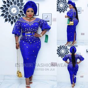 New Female Quality Long Gown Available in Any Sizes | Clothing for sale in Lagos State, Ikeja