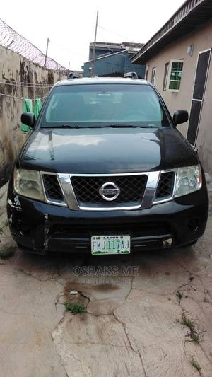 Nissan Pathfinder 2008 SE Black | Cars for sale in Oyo State, Ibadan