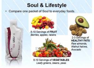 Rain Soul and Core for Pure Wellness | Vitamins & Supplements for sale in Rivers State, Bonny