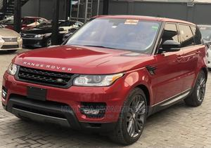 Land Rover Range Rover Sport 2016 Red | Cars for sale in Lagos State, Ojodu