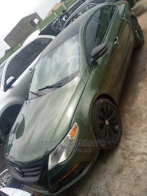 Volkswagen Passat 2007 Green | Cars for sale in Lagos State, Ogba