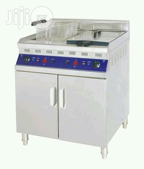 Archive: Electric Fryer Machine