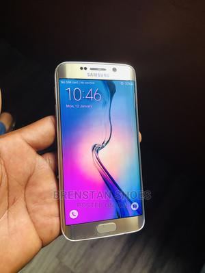 New Samsung Galaxy S6 edge 64 GB Gold   Mobile Phones for sale in Lagos State, Ikeja