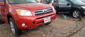Toyota RAV4 2007 Limited Red | Cars for sale in Lagos State, Amuwo-Odofin