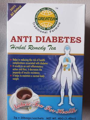 ANTI DIABETES Herbal Remedy Tea | Vitamins & Supplements for sale in Abuja (FCT) State, Nyanya