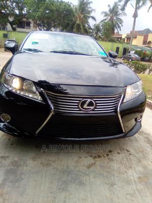 Lexus ES 2014 350 FWD Black | Cars for sale in Lagos State, Alimosho