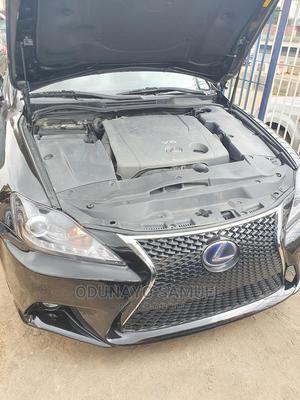 Lexus IS 2009 250 Black | Cars for sale in Lagos State, Ojodu