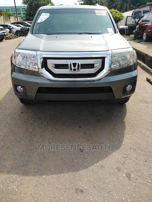 Honda Pilot 2008 EX 4x4 (3.5L 6cyl 5A) Gray | Cars for sale in Lagos State, Ikeja