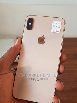 Apple iPhone XS Max 64 GB Gold | Mobile Phones for sale in Edo State, Ekpoma