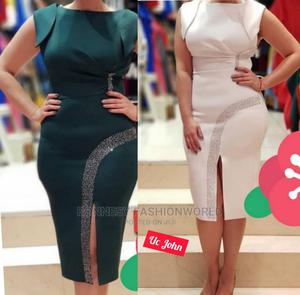 Elegant Classic Trendy Female Quality Fitted Gown | Clothing for sale in Lagos State, Ikeja