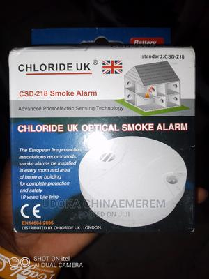 Chloride Uk Smoke Detector Standalone   Safetywear & Equipment for sale in Lagos State, Ajah