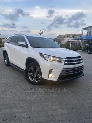 Toyota Highlander 2017 White   Cars for sale in Lagos State, Lekki