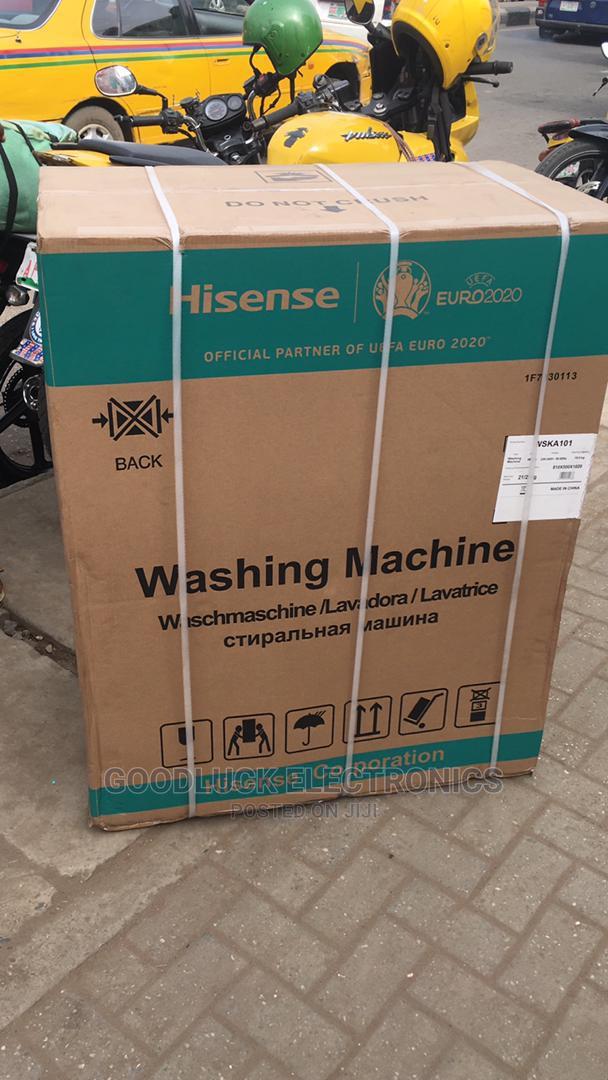 Hisense 10kg Semi Automatic Washing Machine