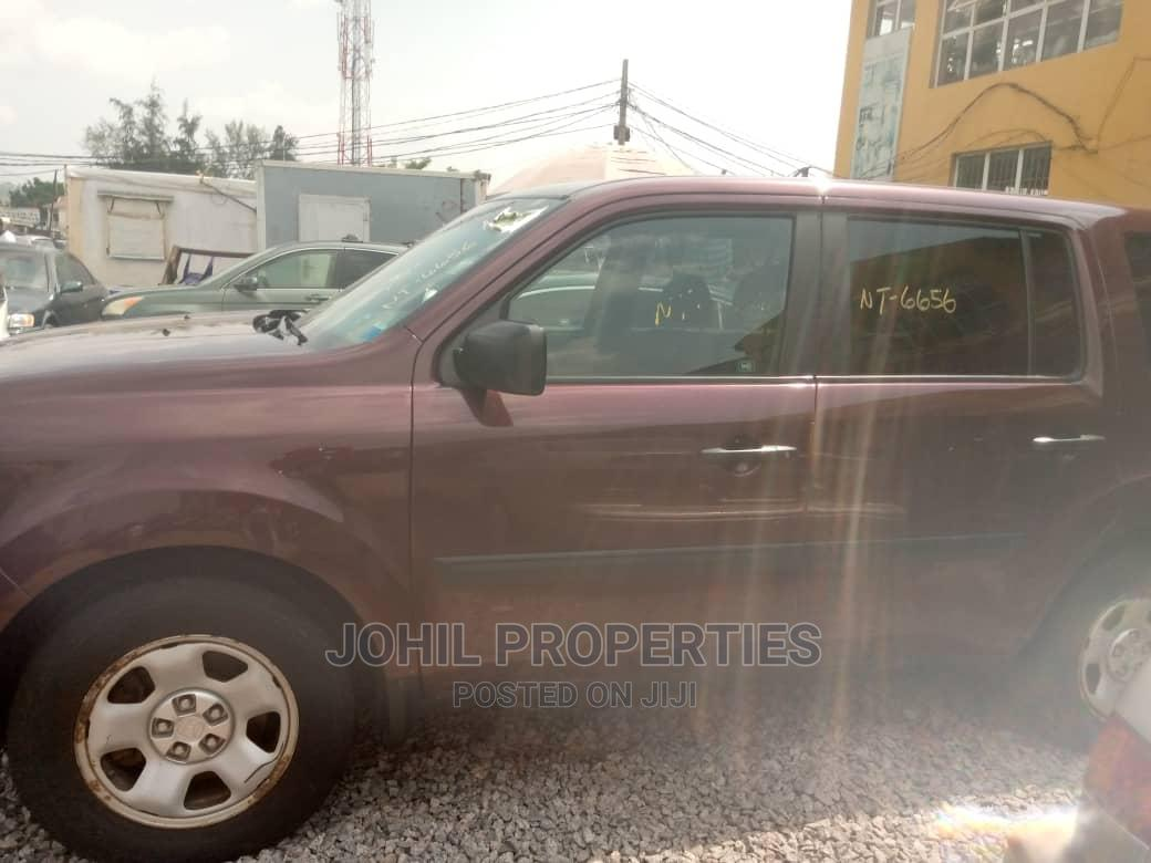 Honda Pilot 2009 Purple   Cars for sale in Asokoro, Abuja (FCT) State, Nigeria