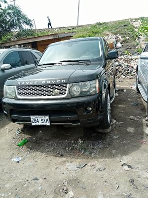 Land Rover Range Rover Sport 2011 Black   Cars for sale in Lagos State, Apapa