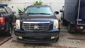 Cadillac Escalade 2008 Black | Cars for sale in Lagos State, Isolo