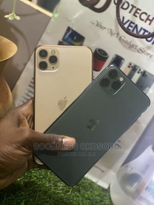 Apple iPhone 11 Pro Max 64 GB Gold | Mobile Phones for sale in Edo State, Auchi