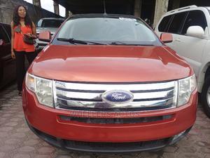 Ford Edge 2009 Orange | Cars for sale in Lagos State, Amuwo-Odofin