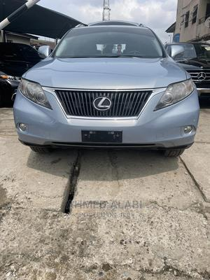 Lexus RX 2010 Blue   Cars for sale in Lagos State, Surulere