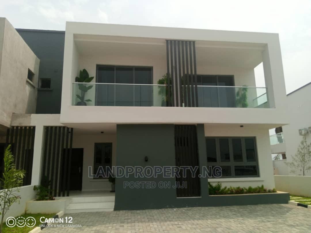 Archive: Furnished 3bdrm Duplex in Ajah for Sale