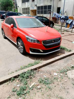 New Peugeot 508 2015 Red   Cars for sale in Abuja (FCT) State, Central Business District