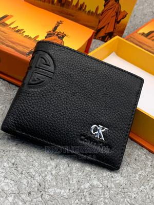 Calvin Klein Leather Wallet | Bags for sale in Lagos State, Surulere