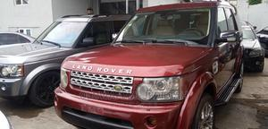 Land Rover LR3 2005 HSE Red | Cars for sale in Lagos State, Ikeja