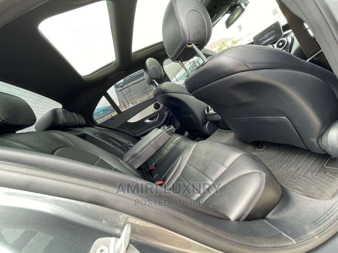 Archive: Mercedes-Benz C300 2017 Gray