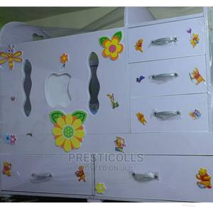 Big Size Baby Bed and Wardrobe   Children's Furniture for sale in Lagos State, Isolo