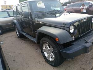 Jeep Wrangler 2014 Black   Cars for sale in Lagos State, Apapa