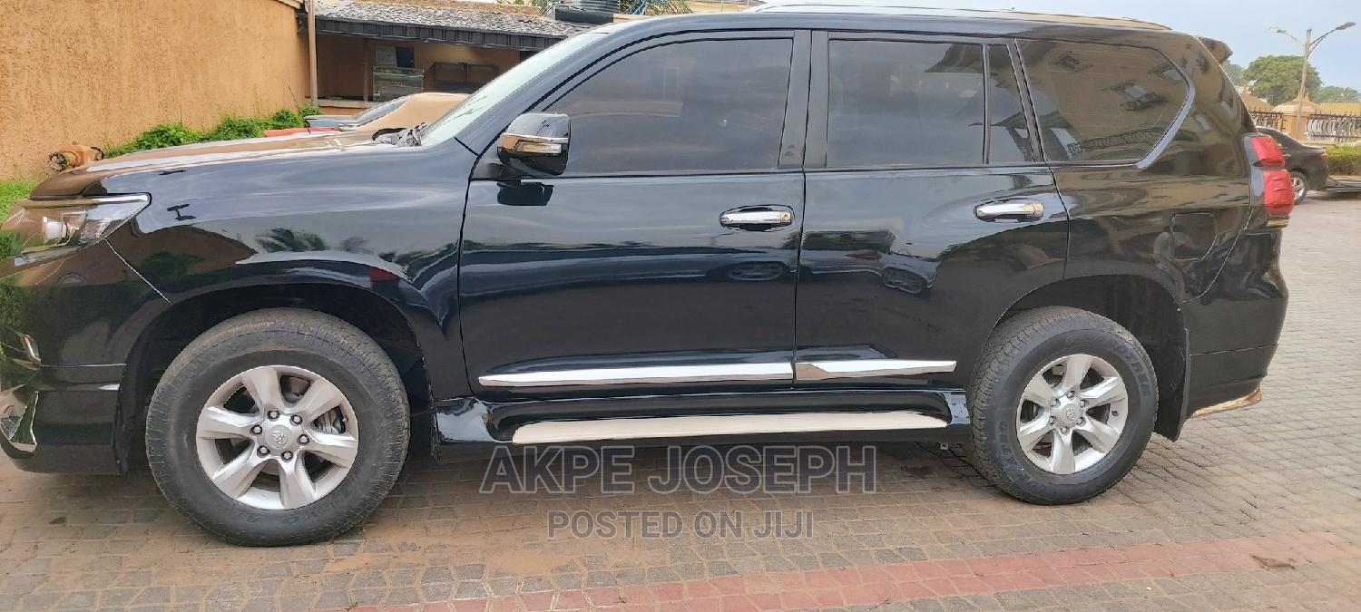 Toyota Land Cruiser Prado 2012 Black | Cars for sale in Central Business District, Abuja (FCT) State, Nigeria