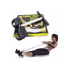 Hot Belt Tummy Trimmer Flat Belly And Increased Waist | Sports Equipment for sale in Lagos State, Lagos Island (Eko)