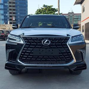 New Lexus LX 2020 570 Two-Row Black | Cars for sale in Lagos State, Victoria Island
