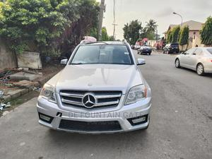 Mercedes-Benz GLK-Class 2012 Silver | Cars for sale in Lagos State, Ogba