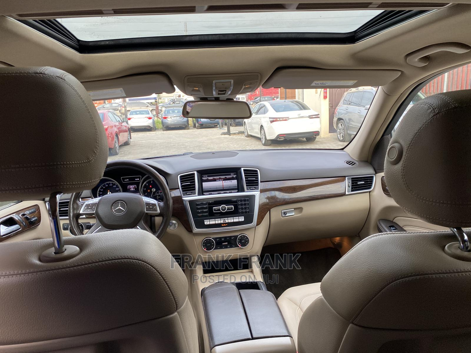 Mercedes-Benz M Class 2013 ML 350 4Matic Blue | Cars for sale in Ajah, Lagos State, Nigeria